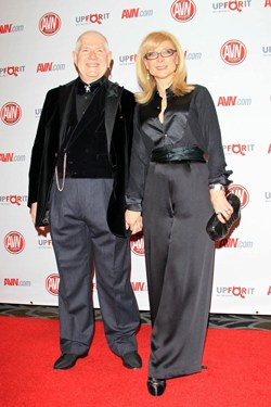 Nina Hartley and Ernest